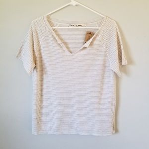 Michael Stars Short Sleeve Relaxed Fit Tee